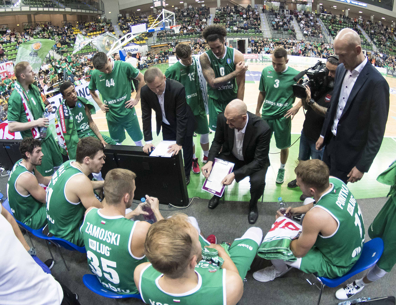 «Зелена Гура» досрочно признана чемпионом Польши
