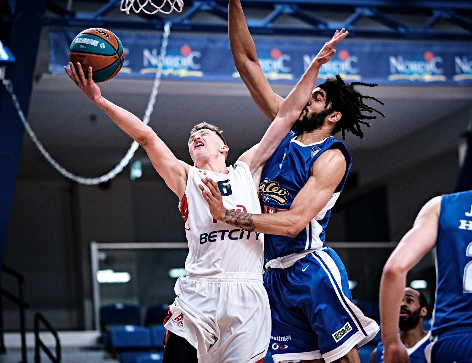 Loko's highest-scoring game in Tallinn