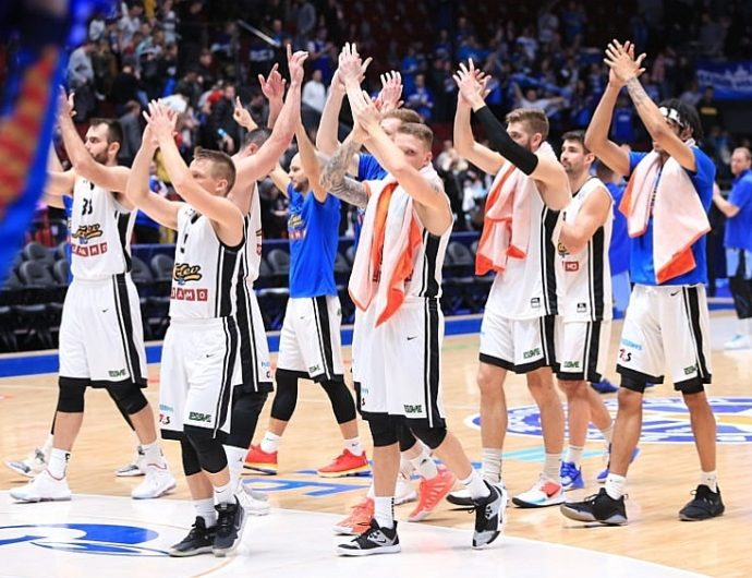 Kalev ends VTB league season ahead of schedule