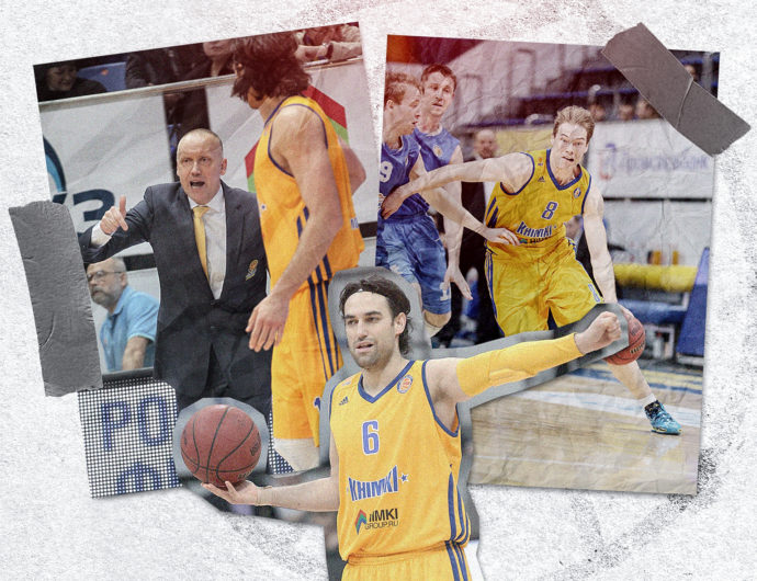 On this historic day: Khimki's record win