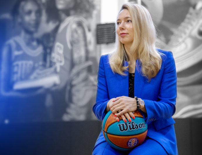 Ilona Korstin: League's top priority is players and fans' health