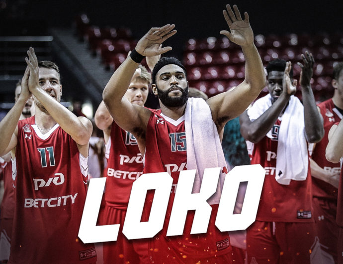 Lokomotiv-Kuban 2019/20 Highlights