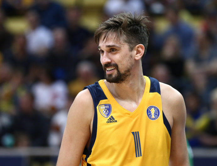 Alexey Shved Top-10 highlights
