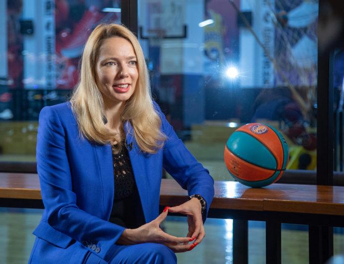 Илона Корстин: «Коронавирус только добавит всем желания играть в баскетбол»