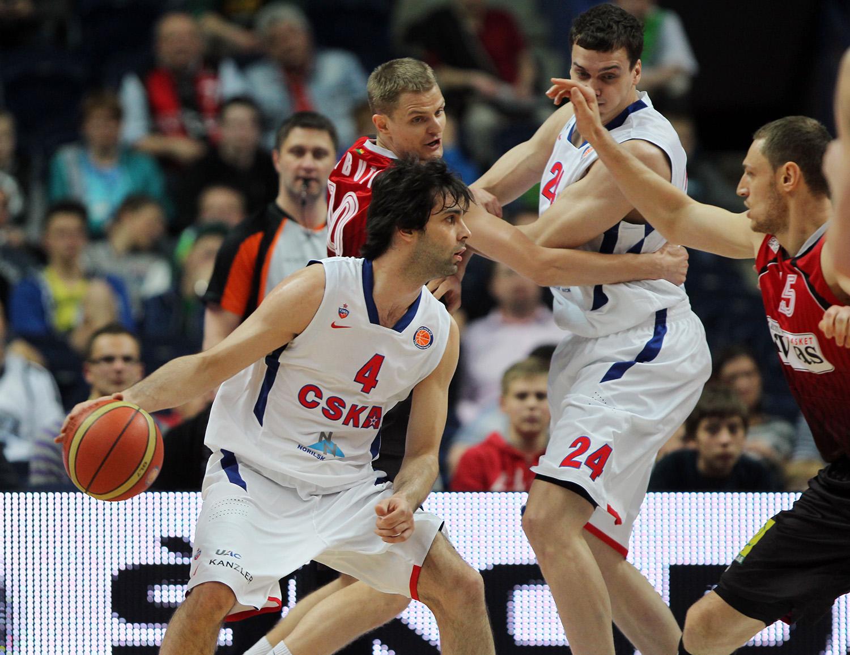 Единая Лига показывает Финал Четырех-2012