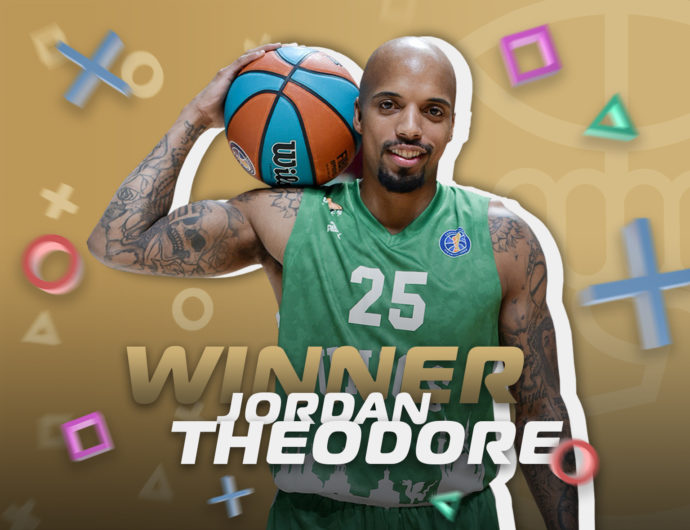 Jordan Theodore is United League cyberbasketball Pro Cup champion
