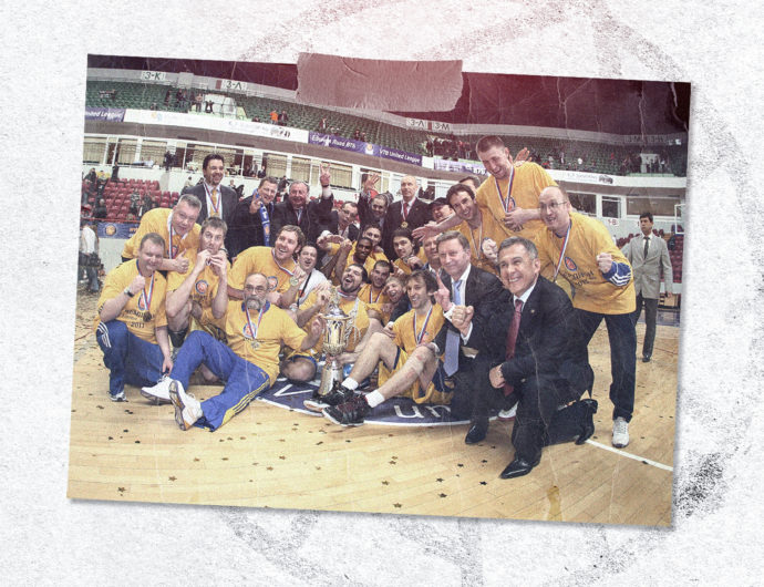 On This Day: Khimki's Title