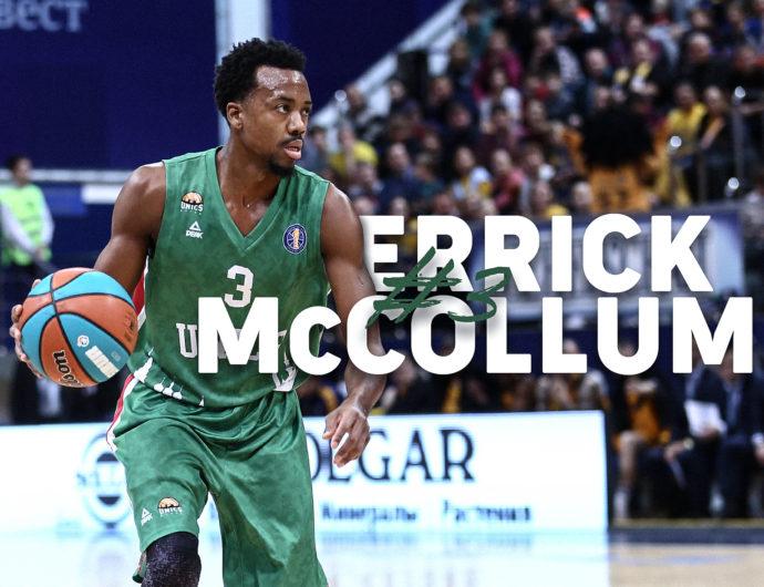Best Errick McCollum plays in 2019/20 season