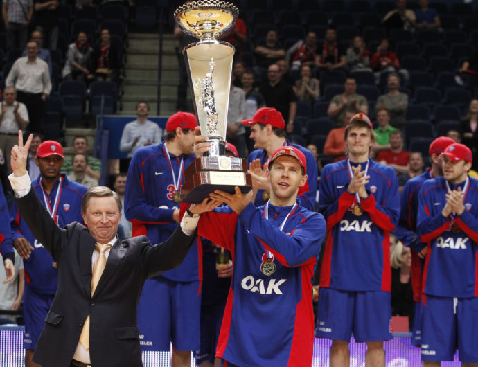 Тест! Назови всех чемпионов Единой Лиги ВТБ-2012