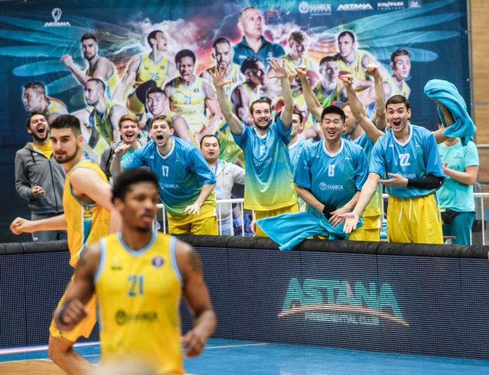 Astana named Kazakhstan champions