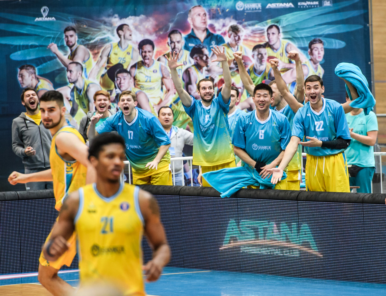 «Астана» признана чемпионом Казахстана