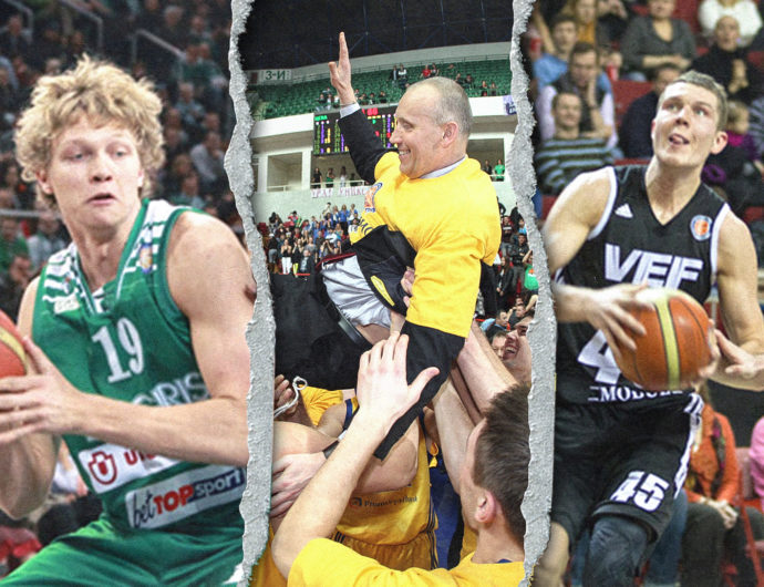 2010 class. Monia, Kuzminskas and 6 other players from 2010/11 season in 2020
