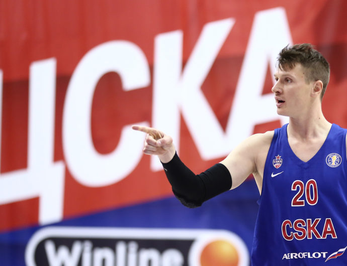 Andrey Vorontsevich leaves CSKA