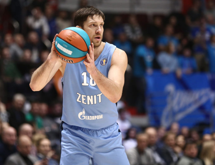 Evgeny Voronov moves to Khimki from Zenit