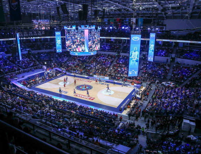 All-Star Game 2021 to be held on February 14 in Moscow