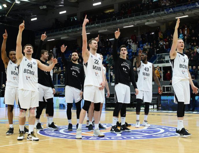 «Нижний Новгород» сыграет в регулярном сезоне Лиги Чемпионов