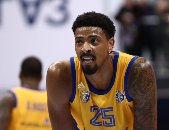 Khimki reunites with Jordan Mickey