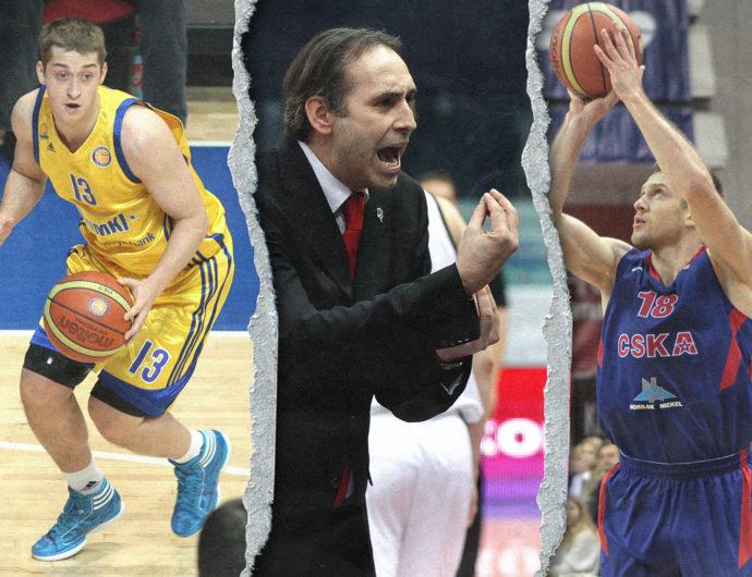 2011. Lukic, Khvostov, and 13 more representatives of 2011/12 season in 2020.