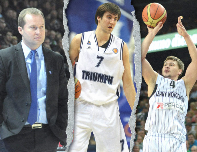 2012 Class. Baburin, Kulagins, and 10 other players of 2012/13 season in 2020