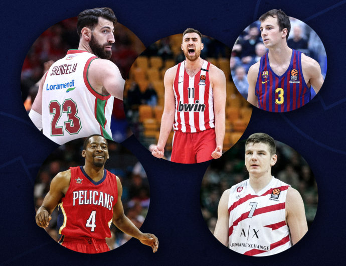 VTB United League transfers. 2020 offseason