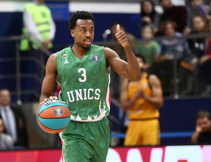 Errick McCollum signs with Khimki
