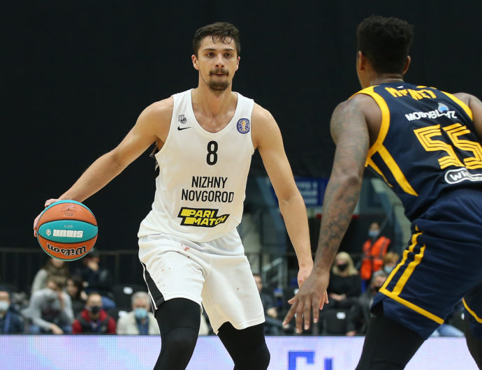 Nizhny on fire! Shepherd and Astapkovich bring hosts victory over Khimki