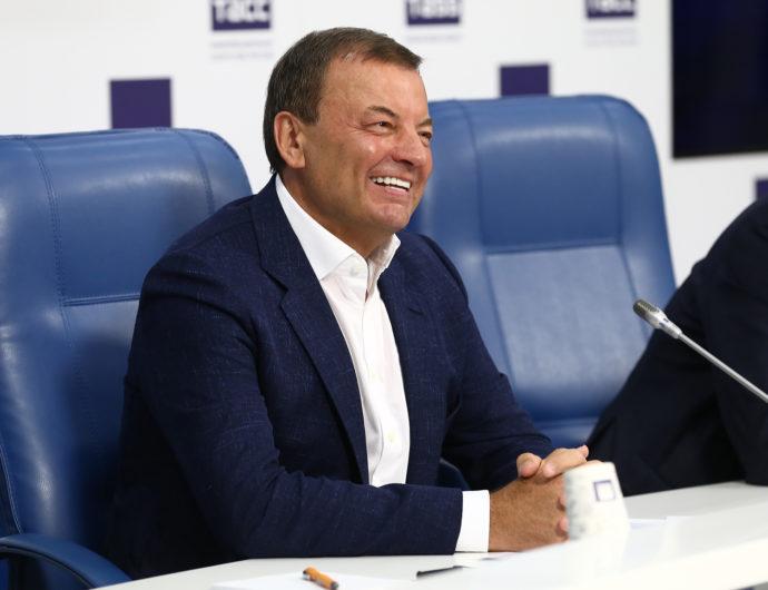 Сергей Кущенко: «В российских клубах Лиги легионеры составляют меньше 50% от общего числа игроков»