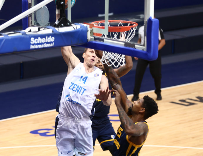 Khimki vs Zenit Highlights