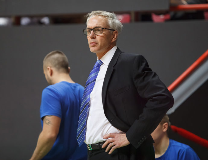 Gordon Herbert: The story with Avtodor coaches being dismissed doesn't scare me