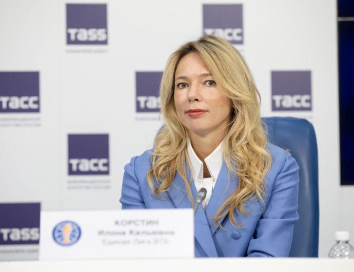 Илона Корстин: «Заполняемость арен Лиги ВТБ в предстоящем сезоне будет варьироваться от 10 до 50%»