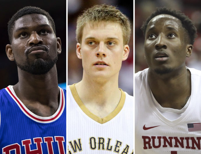 Remember the name. Nate Wolters, Alex Poythress, Kris Clyburn and other League's newcomers that are up to surprise