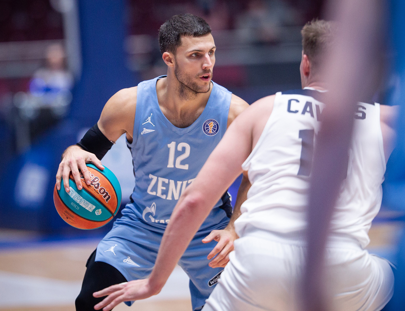 Billy Baron: When I watched my brother play in VTB League I wanted my attempt here