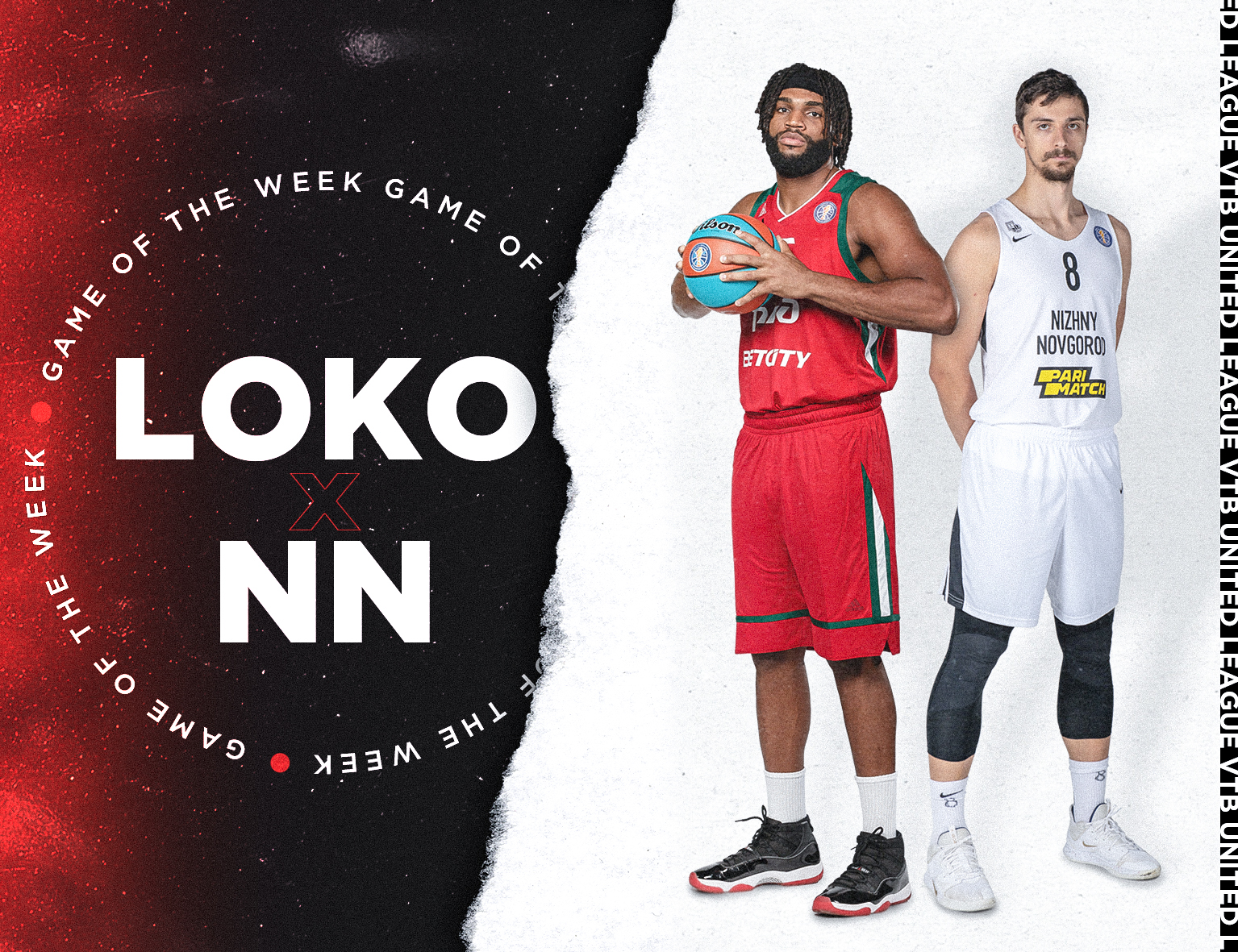 Game of the Week: Lokomotiv-Kuban vs Nizhny Novgorod