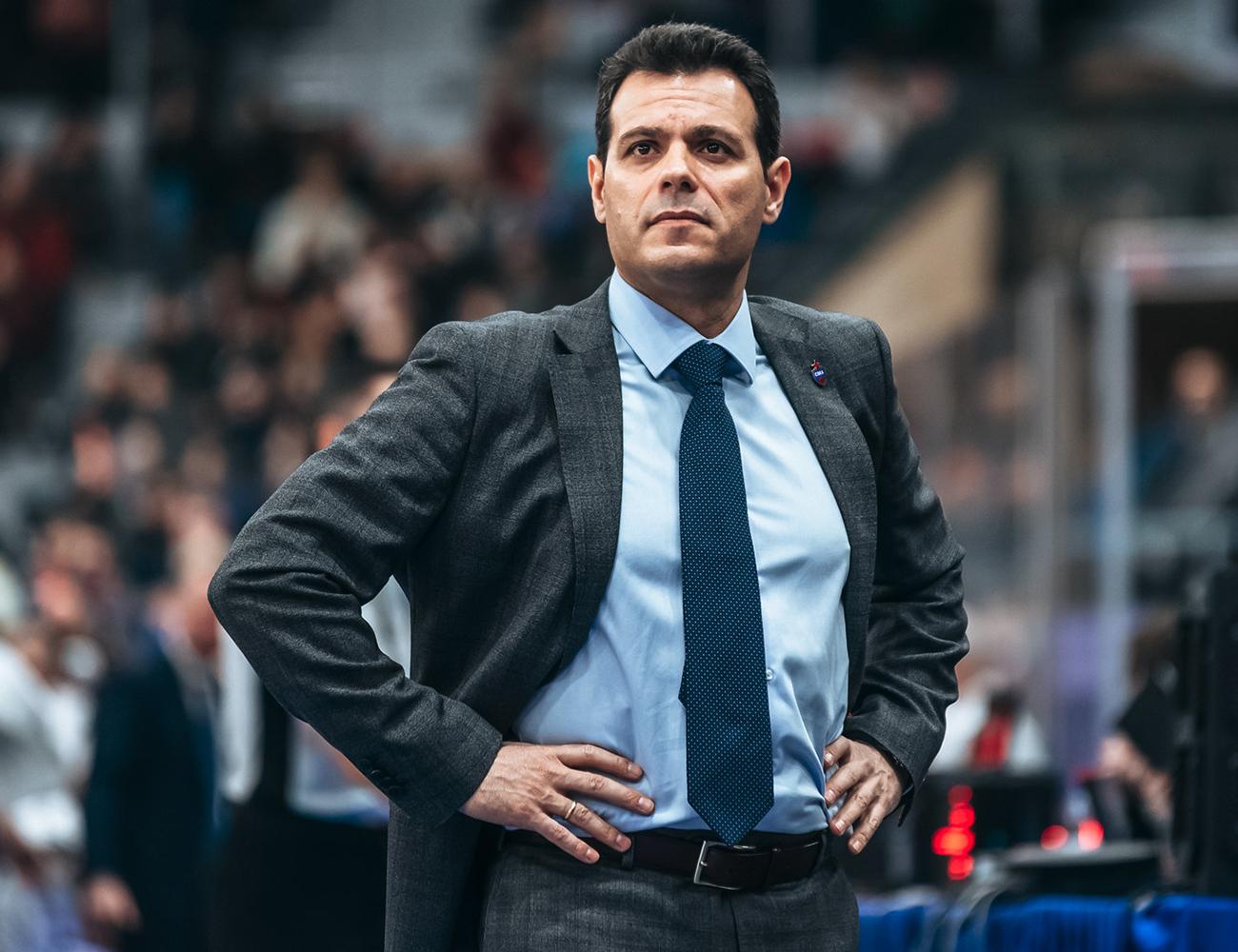 Димитрис Итудис: «Если хотите быть тренером, у вас должны быть ответы на любые вопросы»