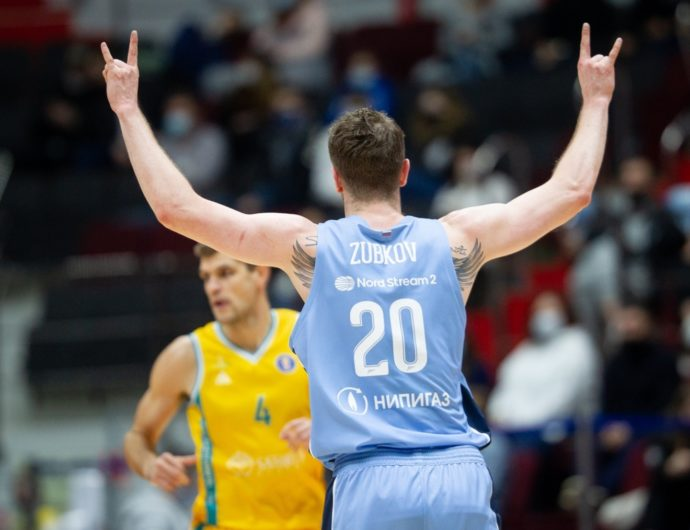 Андрей Зубков: «После обновления состава можем претендовать на финал Единой Лиги и Евролиги»