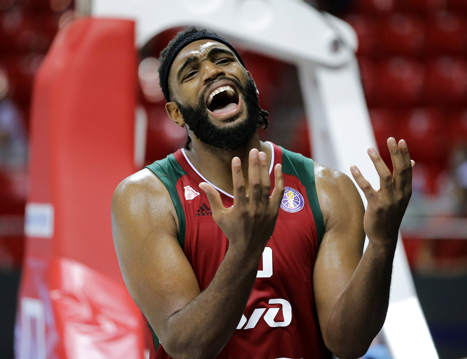 Alan Williams: I can't place myself among best European centers yet