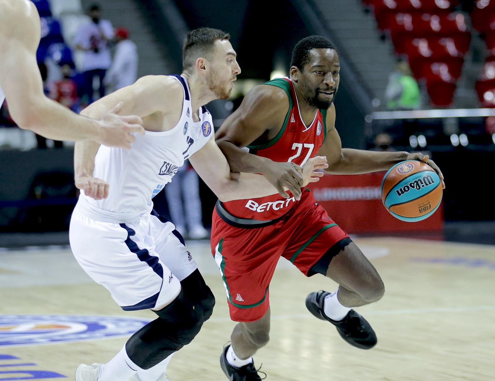 Tsmoki one step away from win in Krasnodar, Crawford denies