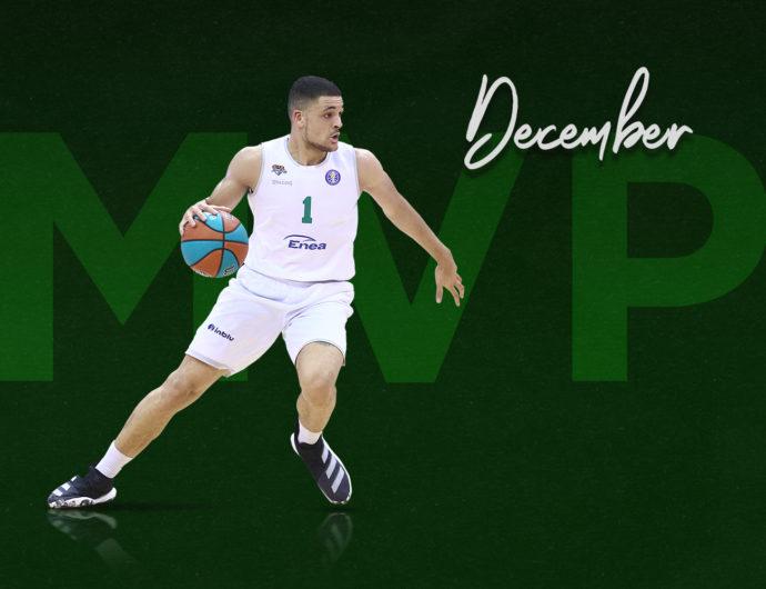 Иффе Лундберг — MVP декабря