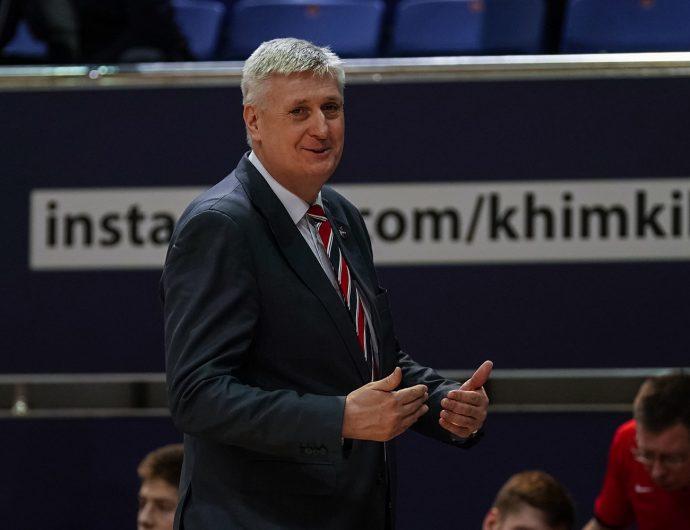 Андрей Мальцев стал и.о. главного тренера «Химок»