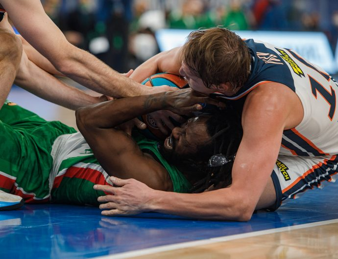 UNICS are in Top-3, Tsmoki and Astana make sensations. Week in review
