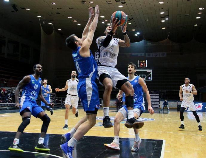 Avtodor vs Kalev Highlights