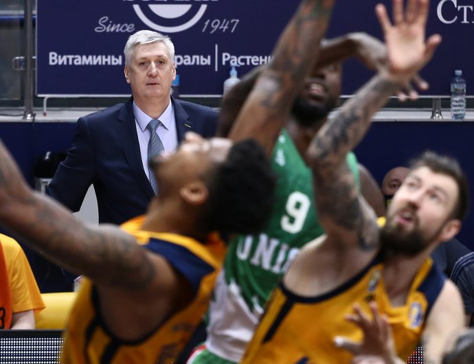Coach change doesn't help Khimki beat UNICS, Gora come back from -20, Mikhailovskii set career-high. Week in review