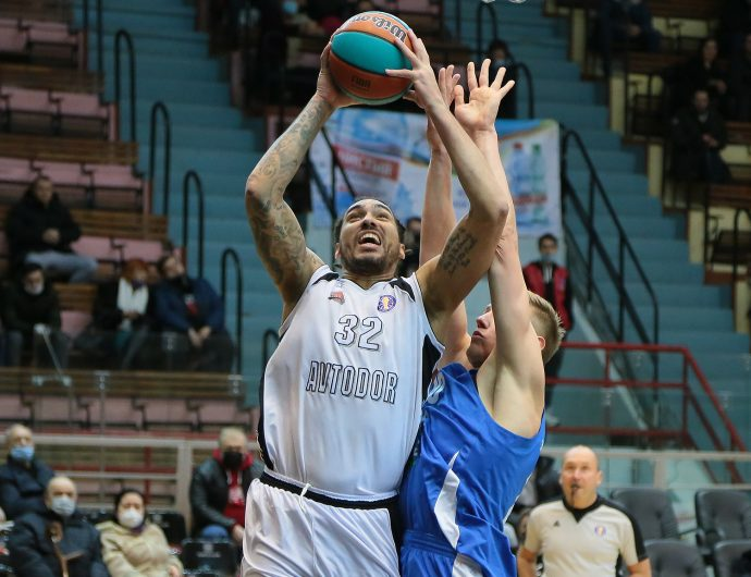 Avtodor break losing streak beating Kalev