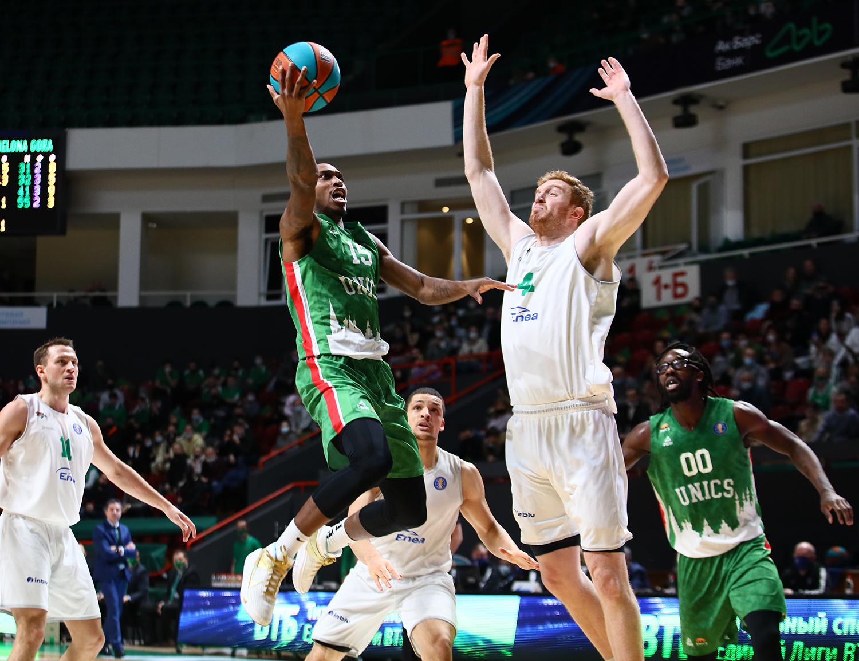UNICS come back in Green Derby to take revenge on Zielona Gora