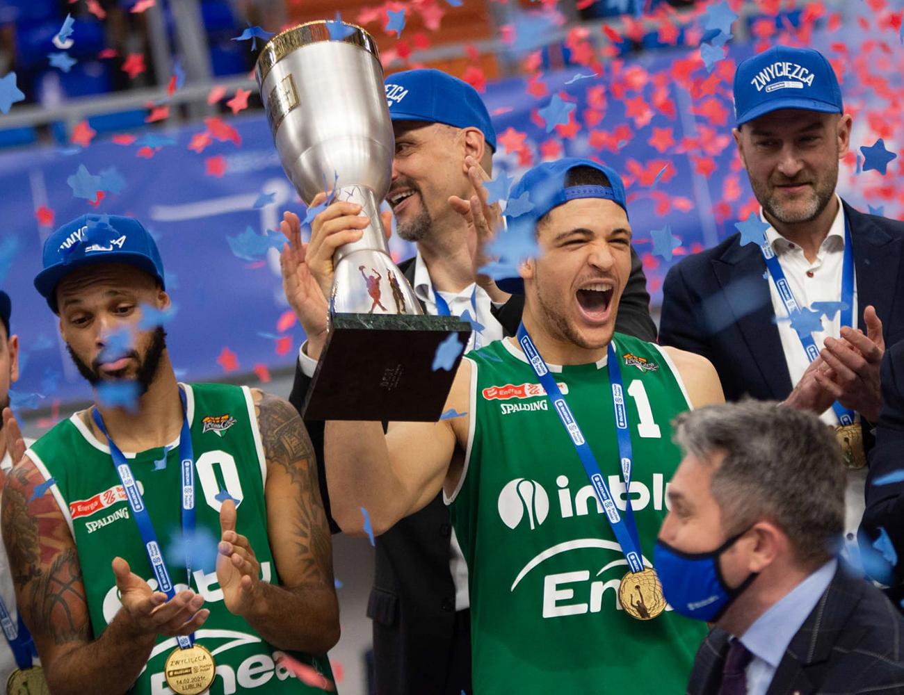 Zielona Gora win Polish Cup