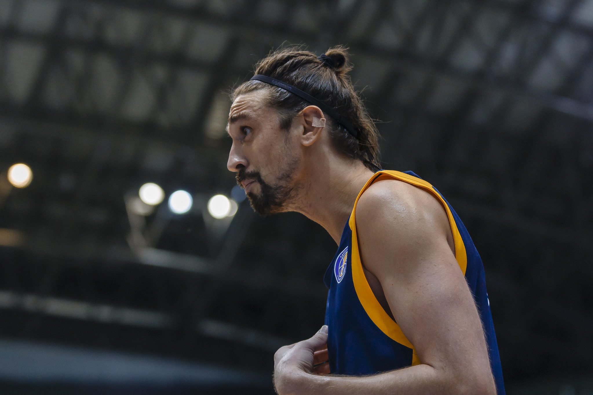 Alexey Shved against Astana. VIDEO