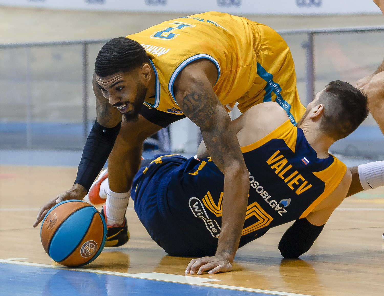 Astana vs Khimki Highlights