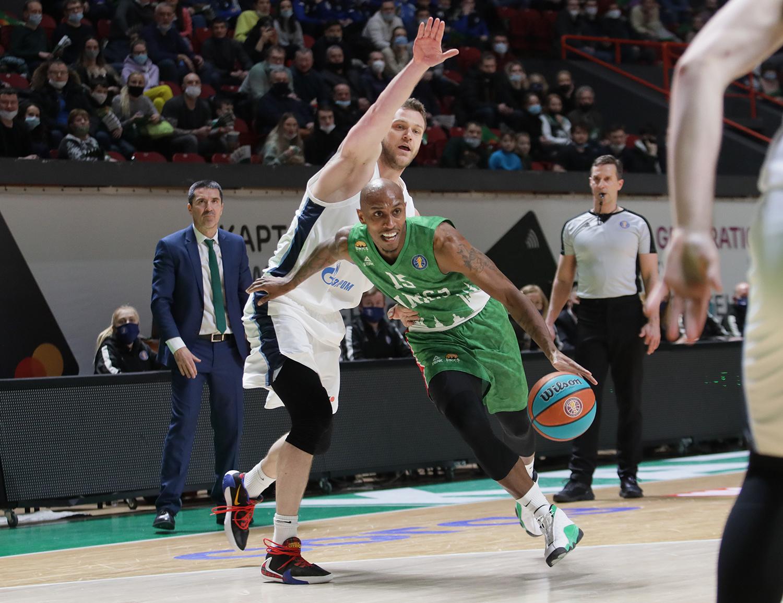 УНИКС останавливает «Зенит» и продлевает свою серию побед до 8 матчей!