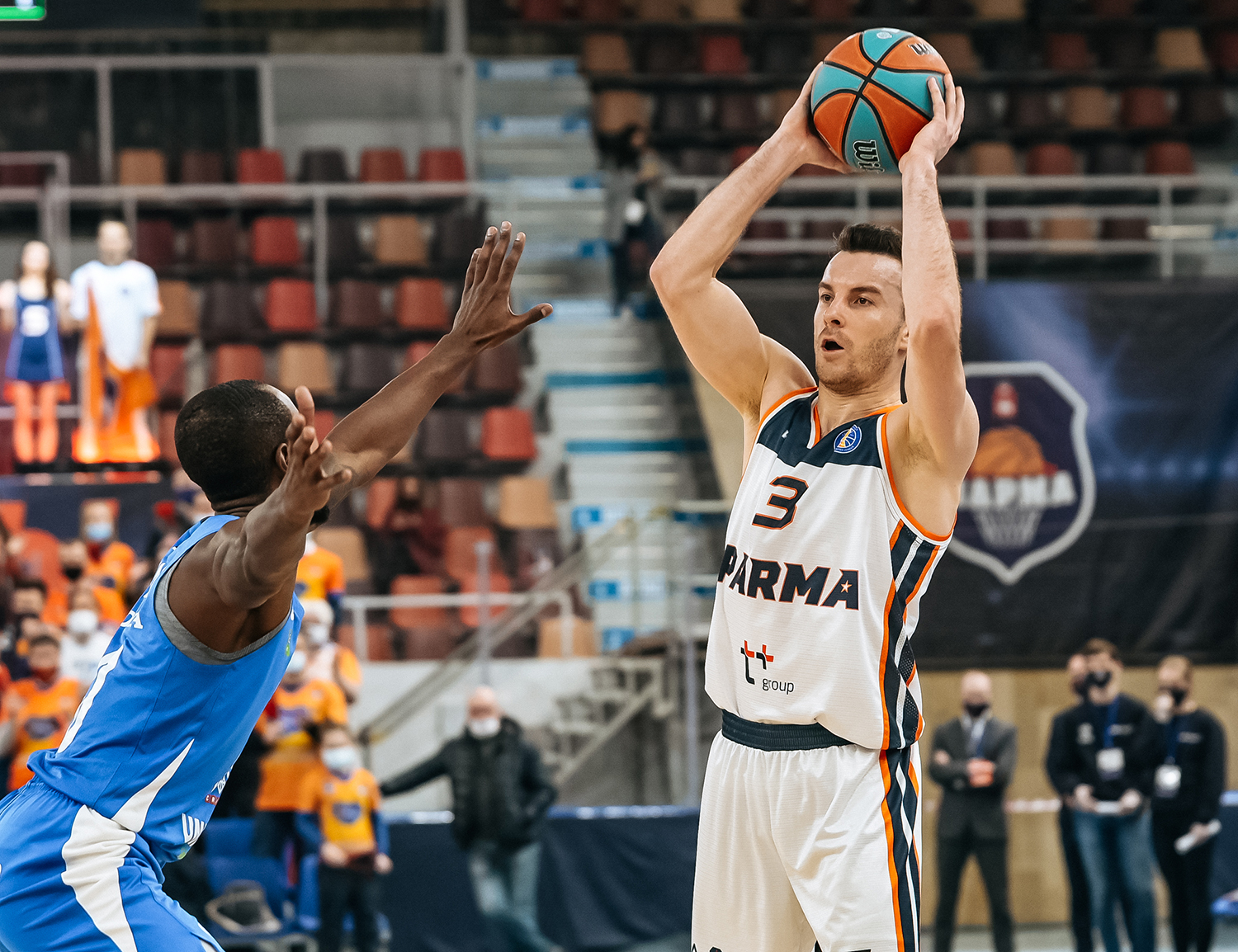 PARMA get closer to play-off zone via victory over Kalev