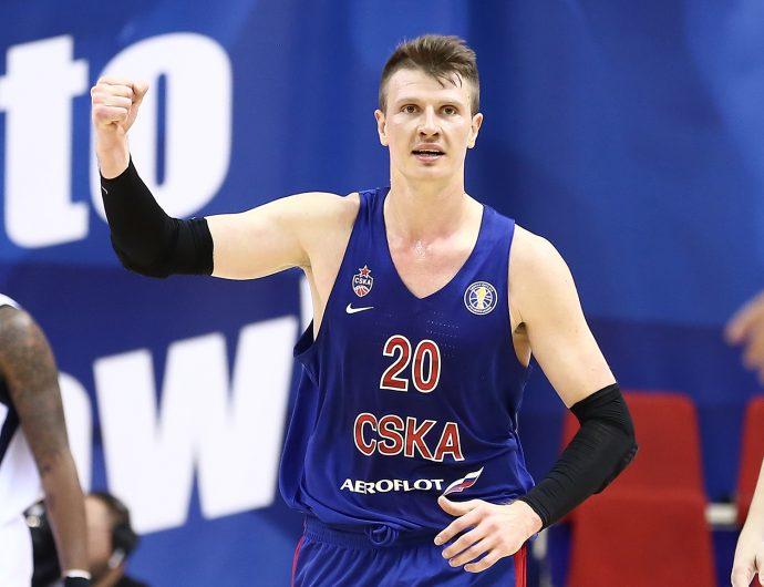 Андрей Воронцевич стал игроком «Нижнего Новгорода»